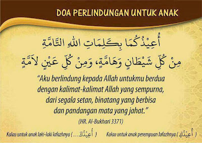 Doa Orangtua Untuk Anak Anaknya Sunniy Salafy